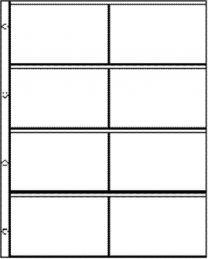 WL Euro-System E-2x4 bladen